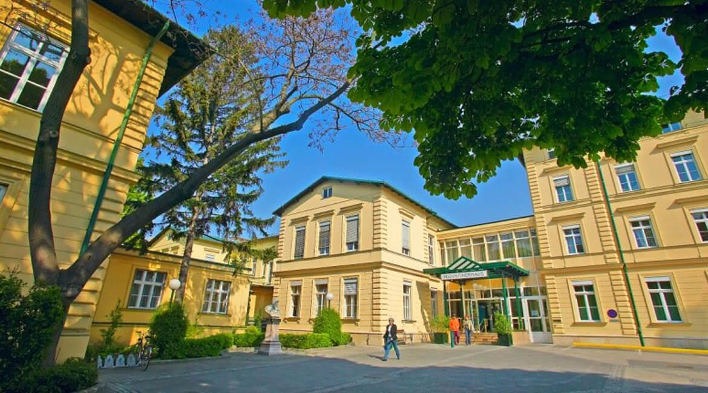 Eingang Rudolfinerhaus