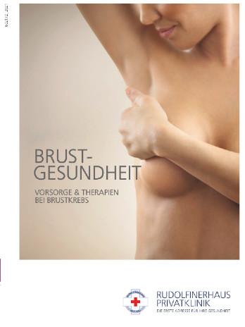 Foldercover Brustgesundheit