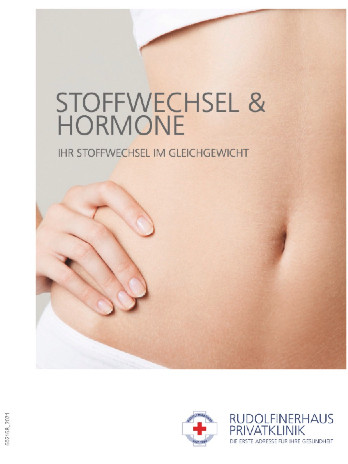 Foldercover Stoffwechsel & Hormone